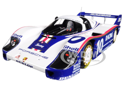Porsche 956K #10 Jochen Mass Winner 200 Miles Von Nurnberg Limited Edition to 504pcs 1/18 Diecast Model Car Minichamps 155826610