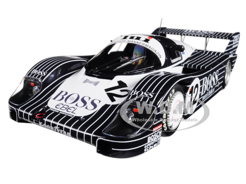 Porsche 956K #12 Kremer Racing Keke Rosberg BOSS 1983 200 Miles Von Nurnberg Limited Edition to 504pcs 1/18 Diecast Model Car Minichamps 155836612