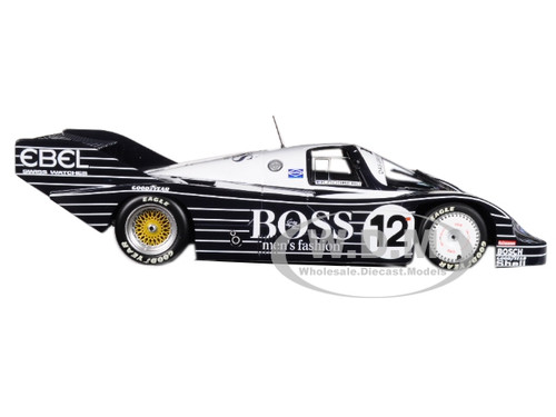 Porsche 956K #12 Kremer Racing Keke Rosberg BOSS 1983 200