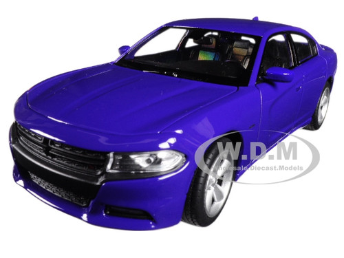 Jada Toys 2006 Dodge Magnum Rt 124 Scale: 2016 Dodge Charger R/T Purple 1/24 1/27 Diecast Model Car