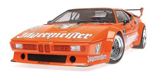 BMW M1 GR.4 Auto Maass BMW Kurt Konig DRM Nurburgring Eifelrennen 1982 1/12 Diecast Model Car Minichamps 125822931