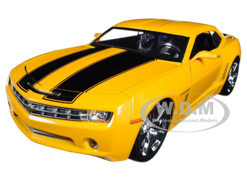 2006 Chevrolet Camaro Concept Bumblebee Yellow From Transformers