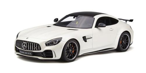 Mercedes Benz AMG GT-R White 1/18 Model Car GT Spirit Kyosho KJ021