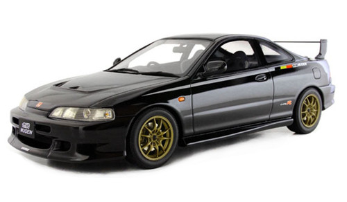 Honda Mugen Integra Type R DC2 Black Limited Edition 300 pieces Worldwide 1/18 Model Car Otto Mobile Kyosho OTM734