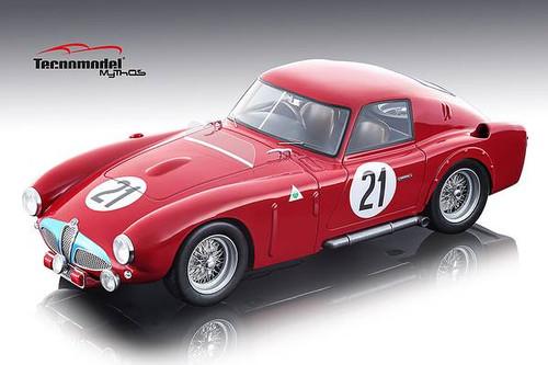 Alfa Romeo 6C 3000 CM #21 Sanesi  Carini 24 Hours Le Mans 1953 Mythos Series Limited Edition 80 pieces Worldwide 1/18 Model Car Tecnomodel TM18-48 B