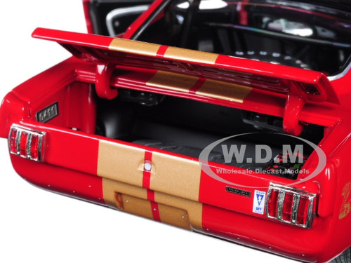 a1801823 1 of 606-Acme 1:18 Shelby gt350h-rent a Racer-rojo