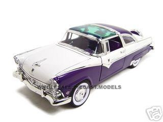 Road Signature 94202 1955 Ford Crown Victoria Red 1//43 Diecast Model Car