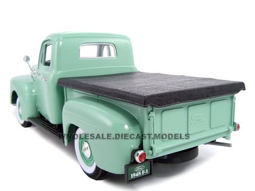 1//18 1948 Ford F-1 F1 Pick up Truck Road Signature Diecast Model CAR Truck Toys
