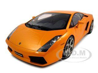 Lamborghini Gallardo Orange 1/12 Diecast Model Car Autoart 12092 6661