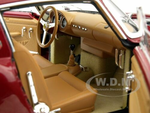 ferrari 410 superamerica elite edition bordeaux 1 18 model car hotwheels t6248 ebay. Black Bedroom Furniture Sets. Home Design Ideas