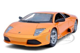 Lamborghini Murcielago Lp640 Orange 1 24 Diecast Model Car Maisto 31292