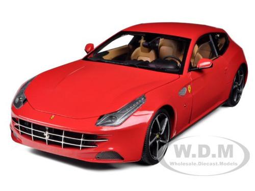 ferrari ff gt v12 4 seater red elite edition 1 18 diecast. Black Bedroom Furniture Sets. Home Design Ideas