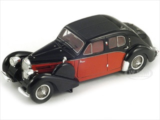 1939 Bugatti 57 Galibier 1/43 Model Car Spark S2709
