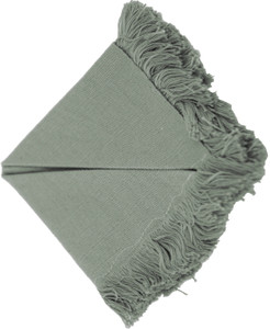 Napkin Grey Color