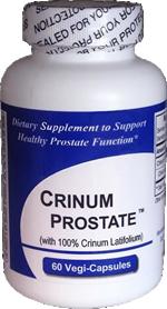 Crinum Prostate