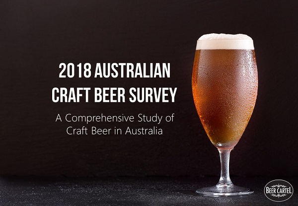 2018 Australian Craft Beer Survey