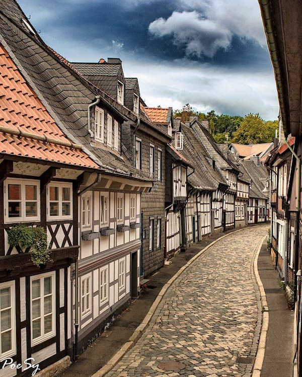 Goslar, Eastern Germany - The Home of Gose