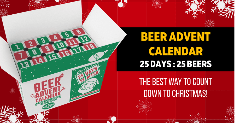 Beer advent calendar 25 most frequently asked questions for Craft beer advent calendar 2017