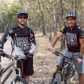 Down and Dirty Mountain Bike Bridge Rd Brewers