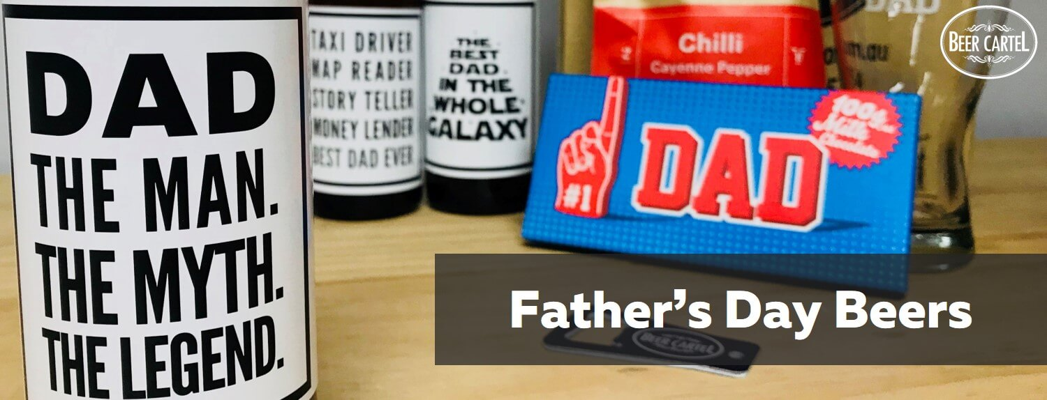 Fathers Day Beers