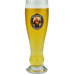 Franziskaner Wheat beer Glass