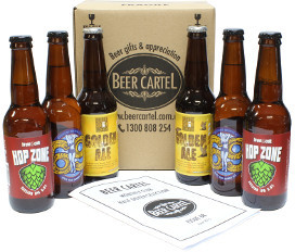 Beer Club Starter 6 Pack