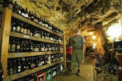 The Ultimate Beer Cellar?