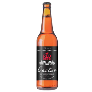 Red Duck / Stillwater Cactus Lambic Saison