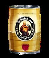 Franziskaner Weissbier 5 Litre Keg