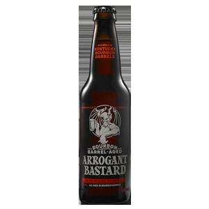 Stone Bourbon Barrel-Aged Arrogant Bastard