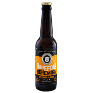 Eight Degrees Barefoot Bohemian Pilsner
