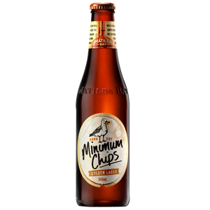 Matilda Bay Minimum Chips Golden Lager