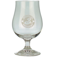 Brooklyn Brewery Tulip Beer Glass