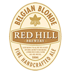Red Hill Belgian Blonde