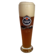 Schneider-Weisse Wheat Beer Glass