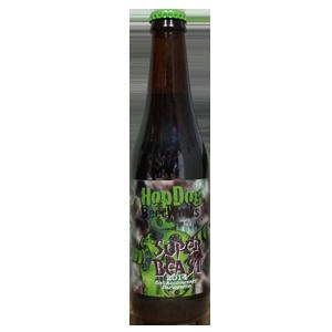 HopDog BeerWorks Super Beast 2014