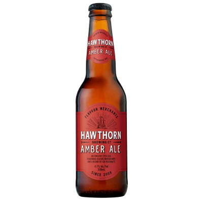 Hawthorn Brewing Co Amber Ale