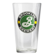 Brooklyn Brewery Pint Glass
