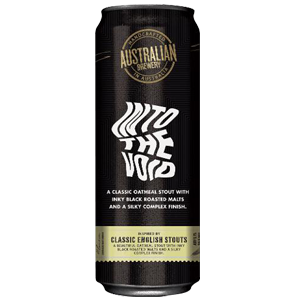 Australian Brewery Into The Void Oatmeal Stout