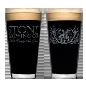Stone Classic Pint Glass