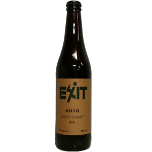 Exit #010 West Coast IPA