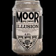 Moor Brewing Company Illusion Black IPA