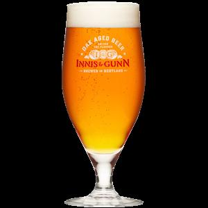Innis & Gunn Half Pint Tulip Glass