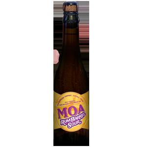 Moa Rum Barrel Sour