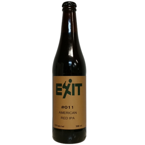 Exit #011 American Red IPA