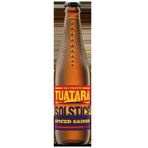 Tuatara Solstice Spiced Saison