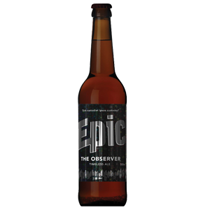Epic The Observer Timeless Ale