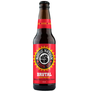 Rogue Nation Brutal India Pale Ale 355ml