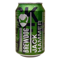 BrewDog Jack Hammer IPA 330ml Can