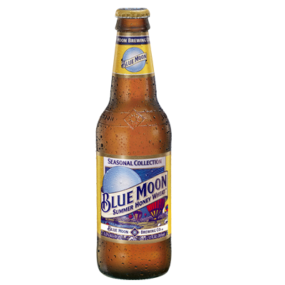 Blue Moon Honey Moon Summer Ale